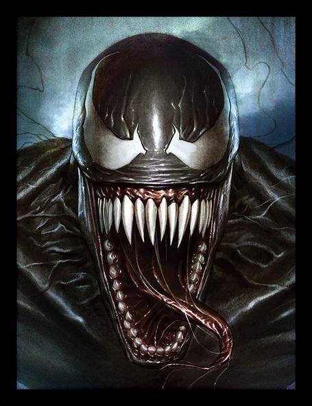 Marvel Venom - Framed Print Wall Art