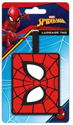 Spider-man Eyes - Luggage Tag