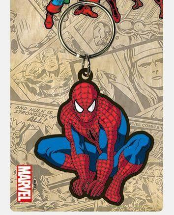 Spider-Man  - Quality Rubber Keyring