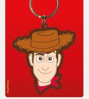Woody - Toy Story - Quality Rubber Keyring