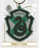 Slytherin Harry Potter - Quality Rubber Keyring