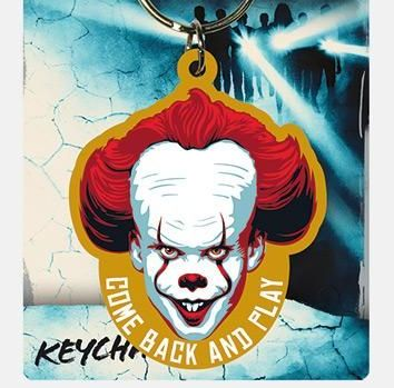 Pennywise IT Chapter Two  - Quality Rubber Keyring
