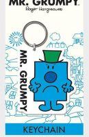 Mr Men - Mr Grumpy  - Quality Rubber Keyring