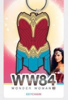 Wonder Woman Armour  - Quality Rubber Keyring