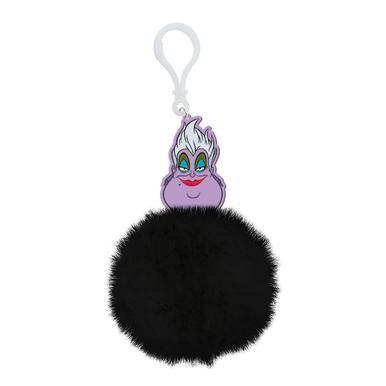 Disney Villain Ursula  - Quality Pom Pom Keyring