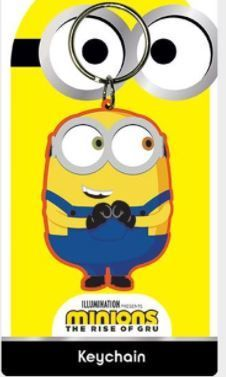 Minions Bob  - Quality Rubber Keyring