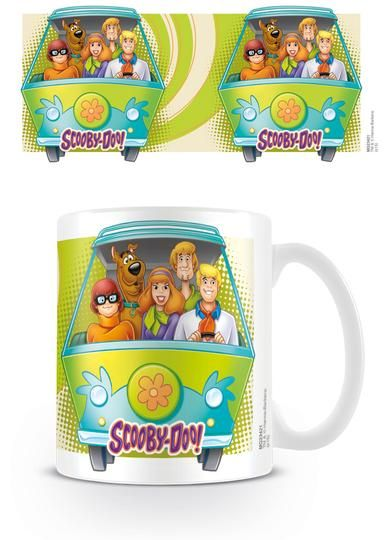 Mystery Machine Scooby Doo - Coffee Mug