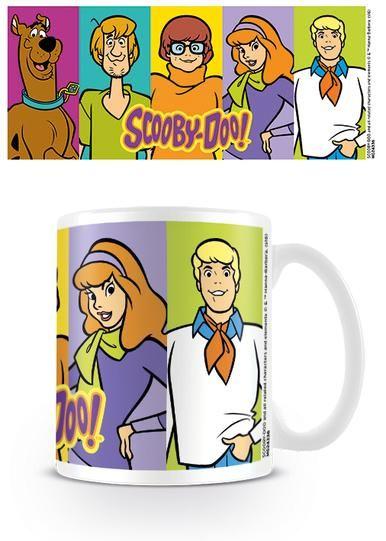 Characters Scooby Doo - Coffee Mug
