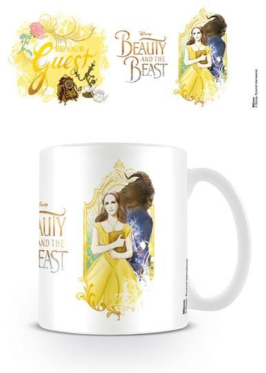 Disney Beauty And The Beast Be Our Guest  - Coffee Mug