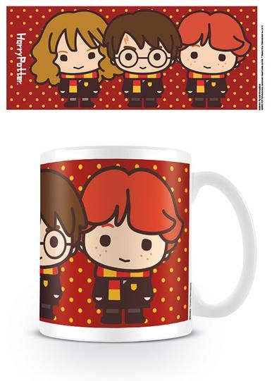 Harry Potter Chibi Characters - Coffee Mug