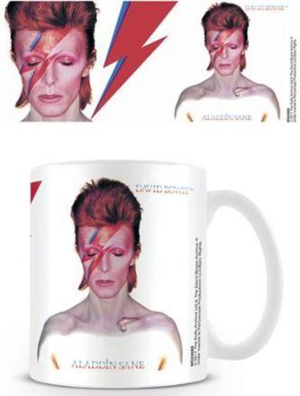 David Bowie Aladdin Sane - Coffee Mug
