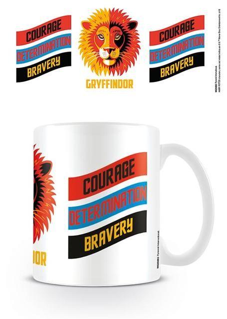 Harry Potter Gryffindor - Coffee Mug