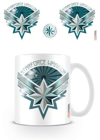 Captain Marvel - Coffee Mug