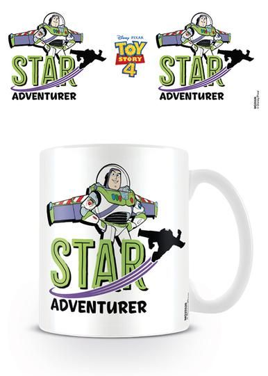 Toy Story - Buzz Lightyear Star Adventurer - Coffee Mug