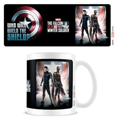Falcon And the Winter Soldier - Marvel - Coffee Mug