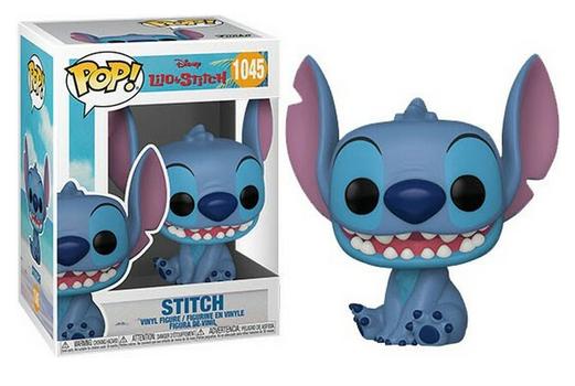 DIsney Lilo & Stitch Smiling - Funko Pop 1045