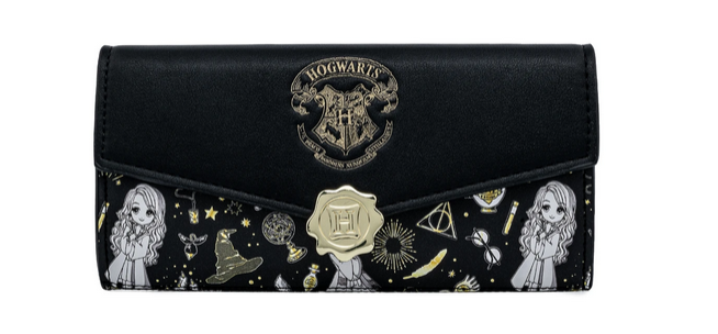 Harry Potter Magical Elements - Loungefly Purse Wallet
