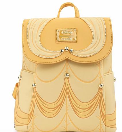 Beauty And The Beast Dress Cosplay Loungefly Disney Mini Backpack Bag
