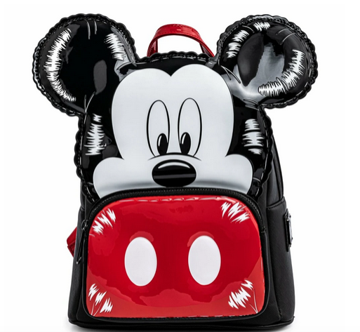 Mickey Mouse Balloon Cosplay Loungefly Disney Mini Backpack Bag