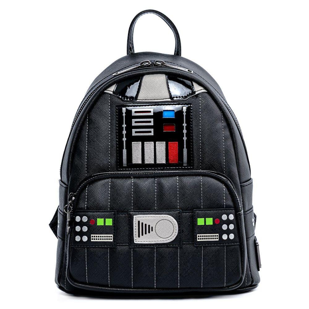 Star Wars Darth Vader Cosplay Loungefly Mini Backpack Bag