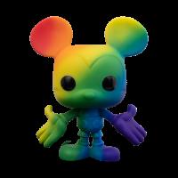 Mickey Mouse Rainbow Pride - Funko Pop 01