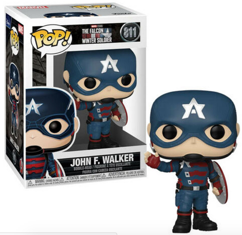 Falcon and the Winter Soldier John F Walker - Funko Pop 811