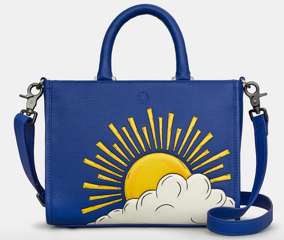 Rise And Shine Leather Multiway Grab Bag