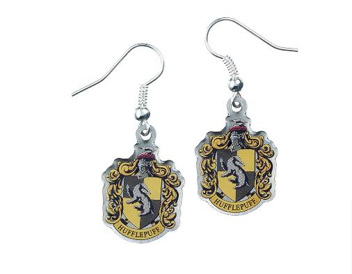 Harry Potter - Hufflepuff Crest  Earrings