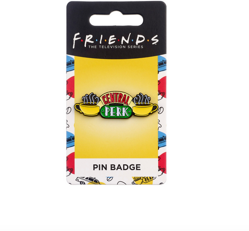 Friends - Central Perk Enamel Pin Badge 2