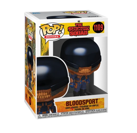 Suicide Squad - Bloodsport - Funko Pop 1109