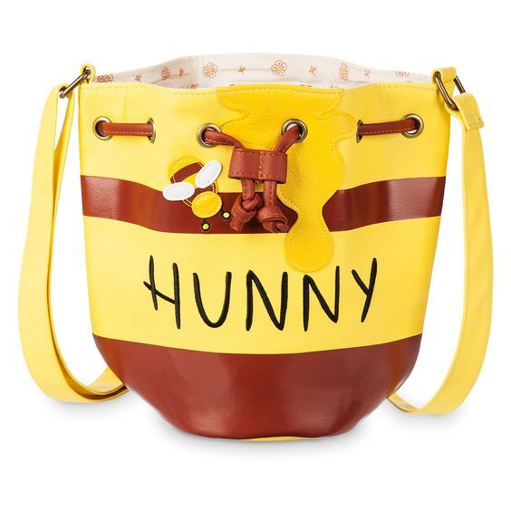 Loungefly Disney - Winnie The Pooh Honey (Hunny) Drawstrings Bag Tote