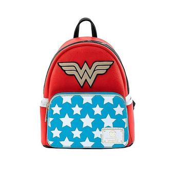 Wonder Woman Vintage Bag  - Loungefly DC Mini Backpack