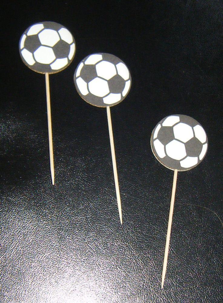 Football Cupcake Topper Picks