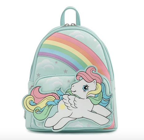 My Little Pony Loungefly Mini Backpack