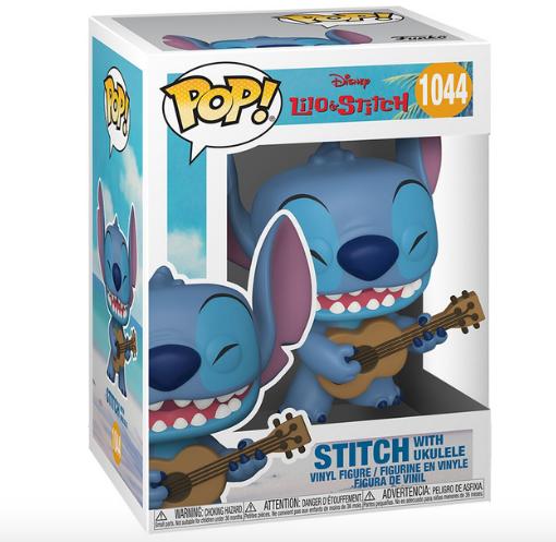 DIsney Lilo & Stitch Ukele - Funko Pop 1044