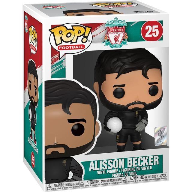 Liverpool FC - Alisson Becker - Funko Pop Football 16