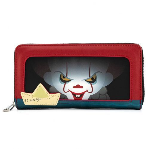 IT Pennywise Sewer George - Loungefly Purse Wallet