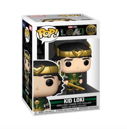 Loki - Kid Loki - Funko Pop 900