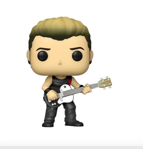 Green Day Mike Dirnt Funko Pop Rocks 235