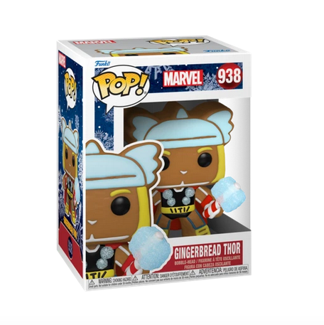 Gingerbread Thor - Marvel Funko Pop 938