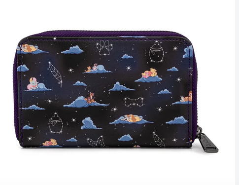 Disney Classic Clouds Loungefly Purse Wallet