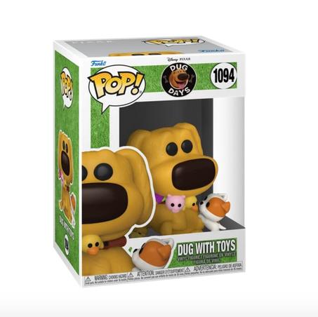 Dug Days - Dug With Toys Disney - Funko Pop 1094