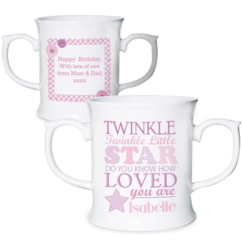 Twinkle Girl's Loving Mug
