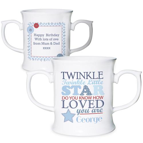 Twinkle Boy's Loving Mug