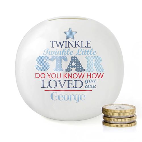 Twinkle Boy's Moneybox