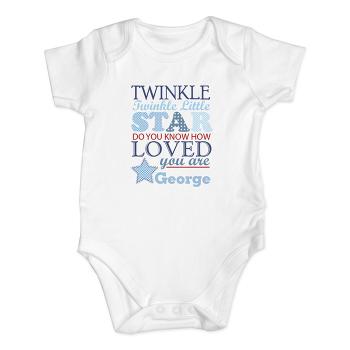 Twinkle Boy's Baby Vest