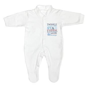 Twinkle Boy's Babygrow