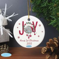Me To You 'JOY' Ceramic Decoration