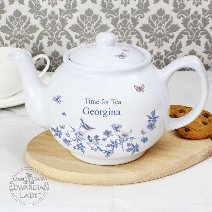 Teapots & Tea Bag Rests