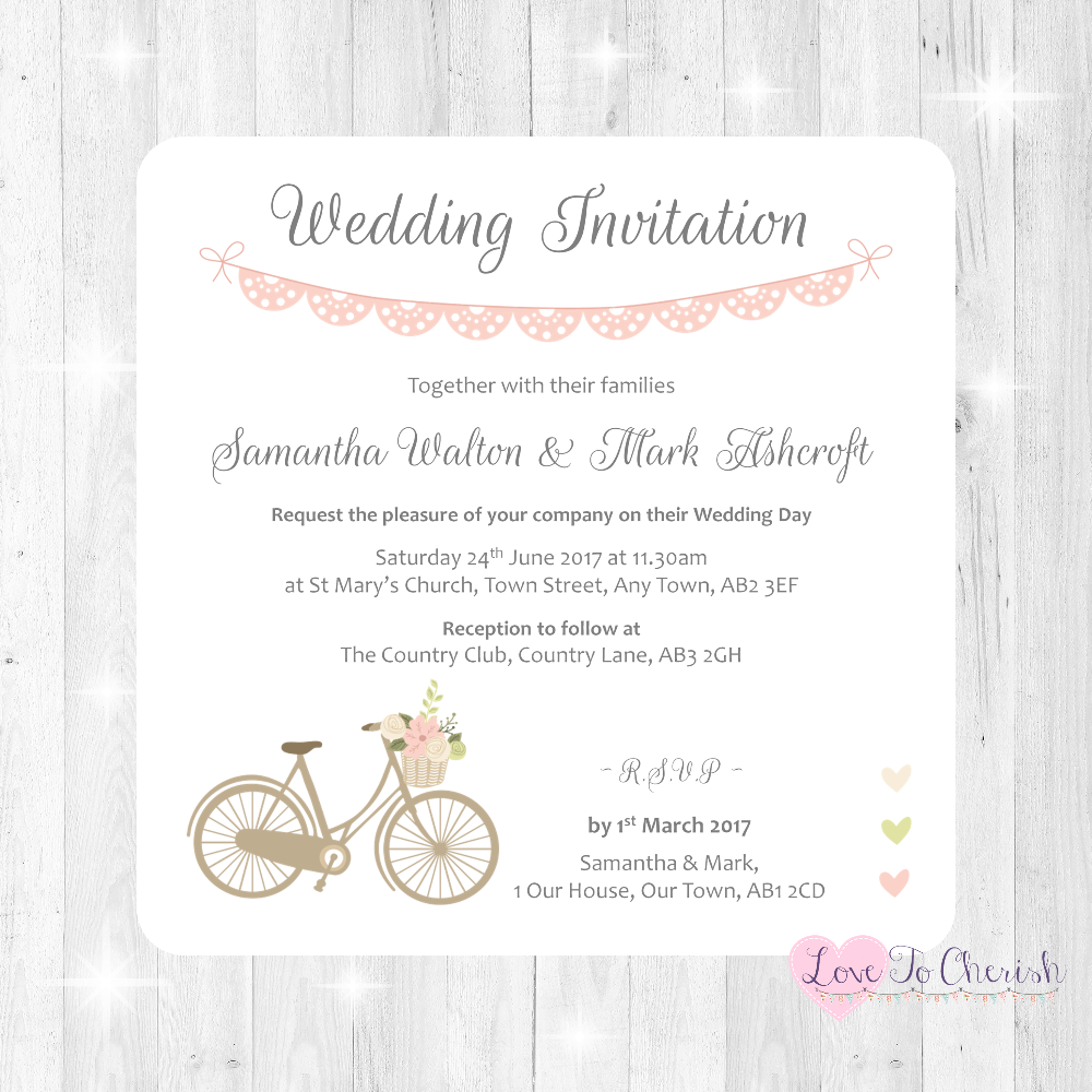 <!-- 001 -->Wedding Stationery